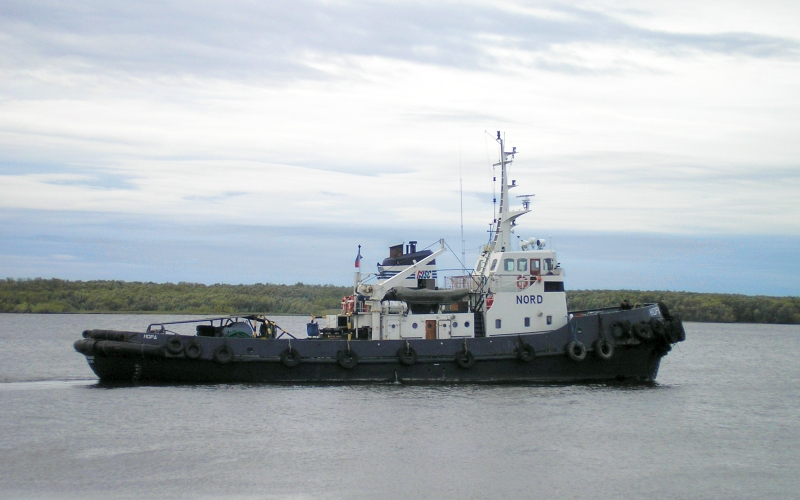 "Icebreaking tug ""Nord"" - for sale"