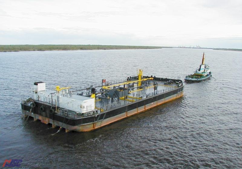 Oil barges - for sale